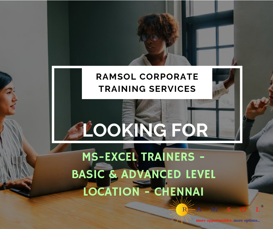 RAMSOL Corporate Training Services